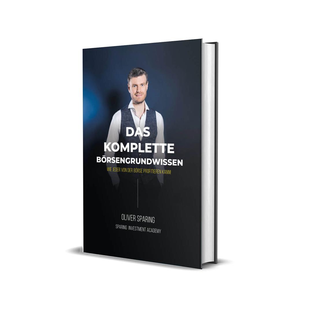 Hardcover Das komplette Börsengrundwissen