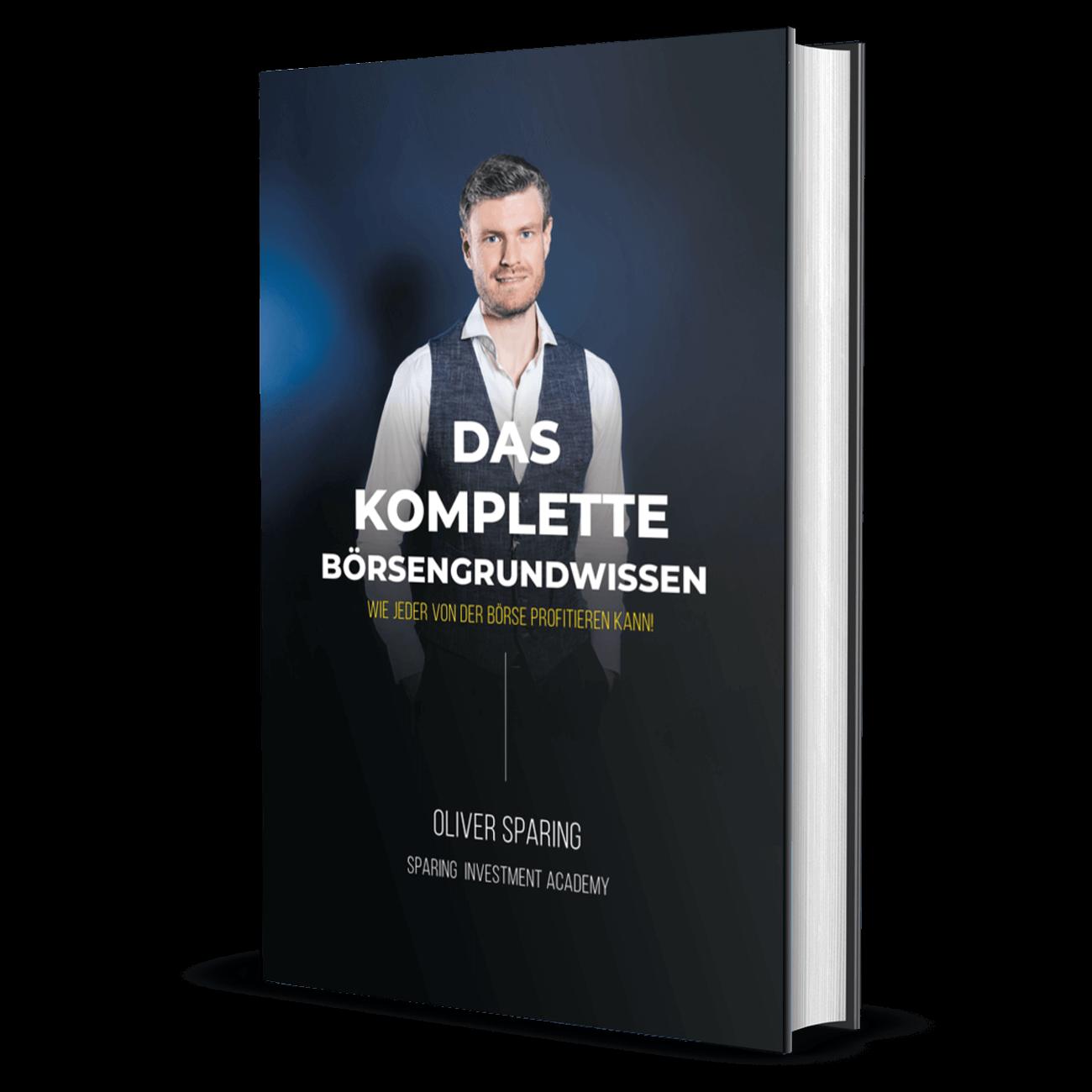 Cover börsenbücher - Das komplette Börsengrundwissen