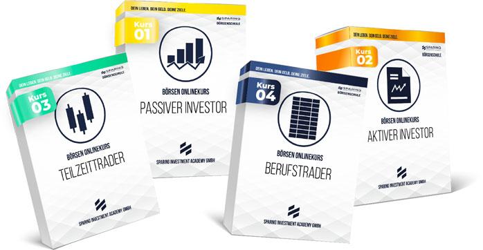 Börsenhandel lernen - Trader werden - Börsen Onlinekurse