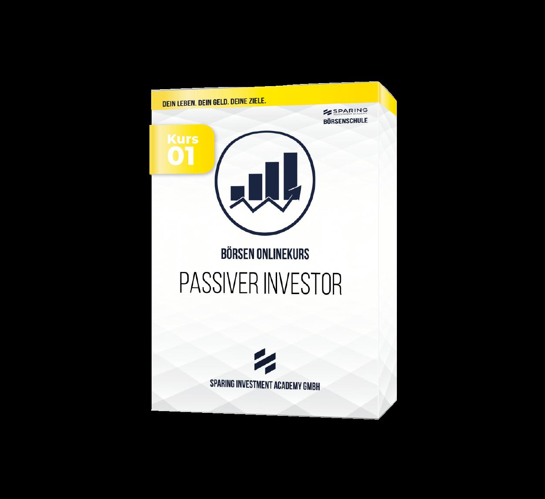 In ETFs investieren für Anfänger - Börsen Onlinekurs 1 - der passiver Investor